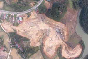 Làm rõ trách nhiệm tập thể, cá nhân trong vụ khai thác tài nguyên đất trái phép tại Hữu Lũng