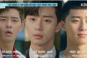 Park Seo Joon: So sánh ba vai diễn kinh điển Go Dong Man, Lee Young Joon và Park Sae Ro Yi