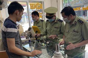Lạng Sơn: Tạm giữ 12 kính mắt thời trang nhái thương hiệu Gucci