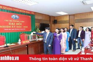 9.722 chi bộ đã tổ chức đại hội nhiệm kỳ 2020-2022