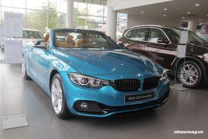 BMW 420i Convertible Sport 2020 giá 2,8 tỷ đã 'cập bến' Việt Nam