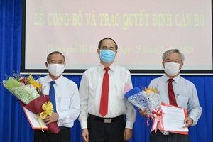 Lào Cai, TP.HCM, Phú Yên bổ nhiệm nhân sự, lãnh đạo mới