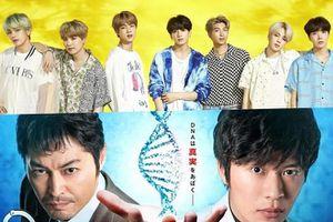 BTS phát hành ca khúc mới dành riêng cho phim của ngôi sao Tanaki Kei