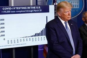 Thượng viện Mỹ thông qua dự luật giải cứu kinh tế trị giá 2.000 tỷ USD