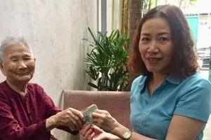 Mẹ Việt Nam Anh hùng ủng hộ 5 triệu đồng chung tay chống dịch Covid-19
