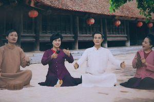 Xẩm Hà Thành góp tiếng hát chống dịch Covid-19 với 'Tiêu diệt corona'