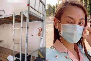 Du học sinh chê khu cách ly bẩn, Võ Hoàng Yến nhắn nhủ: 'Bớt tính tiểu thư đi'