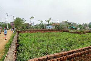 Sốt đất nền Thạch Thất, Hà Nội : 'Cần cảnh giác, tránh bị trục lợi'