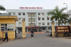 Bắc Ninh lập 2 bệnh viện dã chiến phòng chống Covid-19
