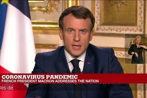 Pháp ra mắt chuyến tàu đặc biệt, chuyển bệnh nhân nhiễm nCoV từ Đông sang Tây