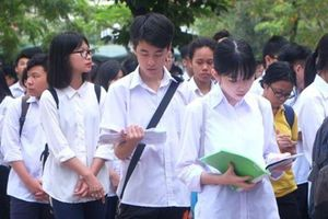 Hà Nội khẳng định vẫn thi môn thứ tư kỳ tuyển sinh lớp 10