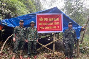 Quảng Nam đóng cửa khẩu biên giới Việt Nam - Lào