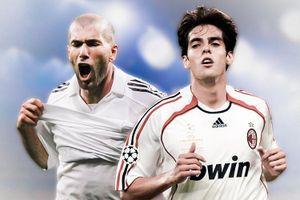 8 huyền thoại làm những điều mà Ronaldo, Messi không thể