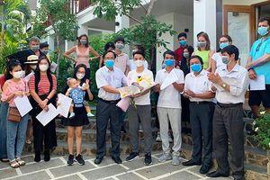 50 người hoàn thành thời hạn cách ly tập trung ở Phú Quốc