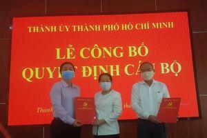 Điều động, bổ nhiệm 2 Phó Trưởng ban Dân vận Thành ủy TPHCM