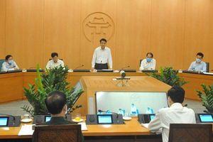 Chủ tịch UBND TP Hà Nội: Người dân Thủ đô bình tĩnh, yên tâm