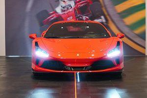 Cận cảnh Ferrari F8 Tributo hơn 30 tỷ đồng tại Việt Nam