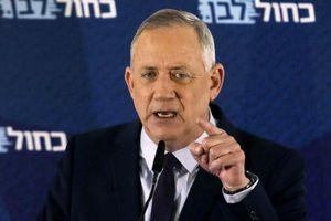 Bước ngoặt lớn: Lãnh đạo đảng Xanh & Trắng Benny Gantz được bầu làm Chủ tịch Quốc hội Israel