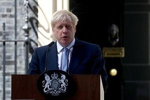 Thủ tướng Anh Boris Johnson dương tính với Covid-19