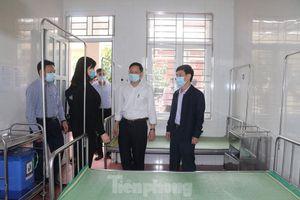 Nam Định rà soát gần 2.000 người đã khám tại bệnh viện Bạch Mai