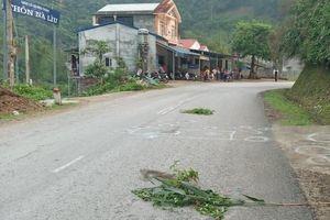 Chặn đường nhóm thanh niên vào 'địa bàn xã', 3 trai làng bị đâm thương vong