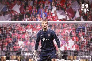 Ảnh chế: Sự nghiệp lẫy lừng của 'siêu hậu vệ' Manuel Neuer