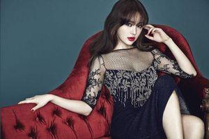 Yoon Eun Hye từ bỏ thói quen uống rượu