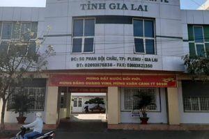 Gia Lai: Buộc trả lại giấy chứng nhận đầu tư vì thu hồi sai