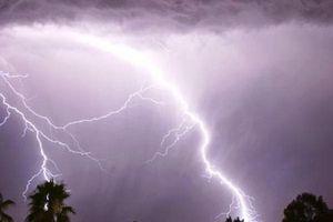 Trú mưa dưới gốc cây, nam học sinh bị sét đánh thiệt mạng