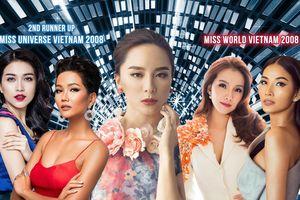 Dương Trương Thiên Lý: Á hậu Hoàn vũ Việt Nam nhưng được Miss World 2008 lựa chọn 'xuất ngoại'