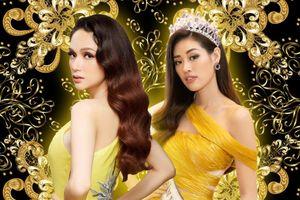 Khánh Vân tiết lộ tin nhắn được 'cô giáo' Hương Giang động viên thi Miss Universe Vietnam 2019