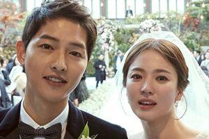 Liên tiếp đóng 5 bộ phim, phải chăng Song Joong Ki muốn quên vợ cũ Song Hye Kyo?