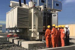 Phú Yên: Bổ sung nguồn 110kV kịp thời cho các dự án trọng điểm