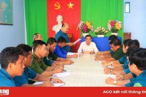 Kỷ niệm 85 năm ngày truyền thống Dân quân tự vệ Việt Nam (28-3-1935 – 28-3-2020) Những người lính không mang quân hàm