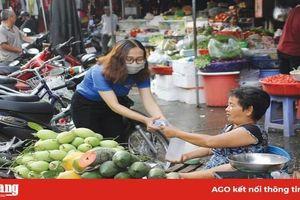 Đi chợ… mùa dịch bệnh