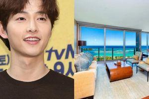 Song Joong Ki mua biệt thự 68 tỷ đồng tại Mỹ sau ly hôn Song Hye Kyo