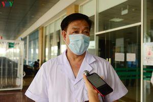 Sức khỏe 4 nhân viên y tế mắc Covid-19 hiện thế nào?