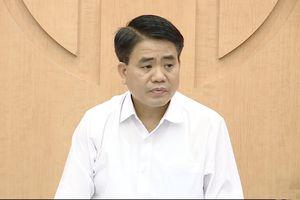 Chủ tịch Hà Nội: 'Nếu để thành ổ dịch phát tán khắp nơi sẽ thành Vũ Hán thứ 2'