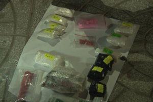Huế: Tàng trữ hàng trăm viên ma túy, 1 nam thanh niên bị tạm giữ