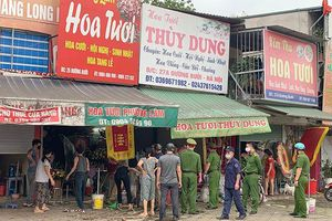 Các quận Ba Đình và Tây Hồ phối hợp ra quân phòng chống dịch Covid-19