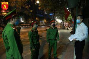 Thủ tướng Chính phủ gửi Thư khen ngợi lực lượng Công an nhân dân trong phòng chống Covid-19