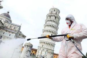 Italy vượt Trung Quốc trở thành nước có số ca nhiễm Covid-19 nhiều thứ hai thế giới