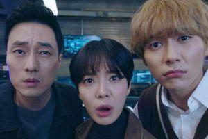 Phim Hàn 'đoán như thần' về virus corona vào năm 2018