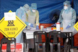 Malaysia có 159 ca nhiễm virus corona mới, tổng số 2.320