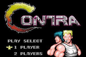 Cái kết buồn của tựa game Contra