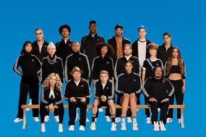 Pharrell Williams, BlackPink xuất hiện trong quảng cáo của adidas