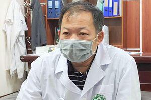 Phó giám đốc Bệnh viện Bạch Mai: 'Không bao giờ chùn bước trước dịch'