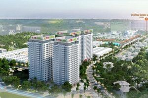 SHB chi nhánh Thái Nguyên phát hành bảo lãnh cho người mua nhà tại dự án Green City Bắc Giang