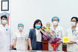 3 bệnh nhân đầu tiên mắc Covid-19 ở Đà Nẵng xuất viện