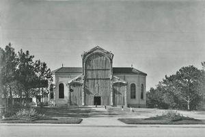 Ảnh xưa hiếm có về nhà thờ Con Gà Đà Lạt